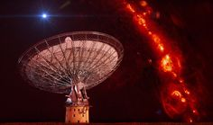 Astronomers Detect Mysterious Radio Bursts from Young Universe