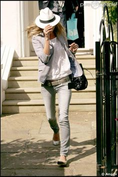 chic in jeans + tee