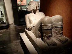 Chac Mool - Museo de Antropología e Historia