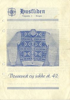 Vossevest og jakke