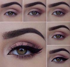 Olho simples e bonito
