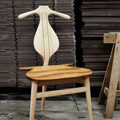 Hans J. Wegner PP250 The Valet Chair, 1951
