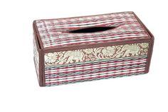 Box Tissue Cover Holder Paper New Car Kleenex Home Decor Shape Square Handmade in Home & Garden | eBay