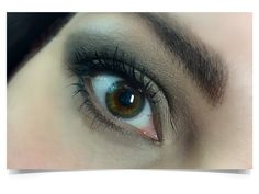 This lovely romantic eye look is perfect for nights out