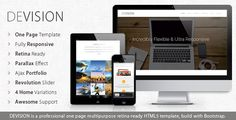 Discount Deals Devision - Onepage Parallax Retina TemplateThis site is will advise you where to buy