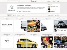 Examples of how organisations are using Pinterest - July 2012