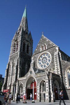 Christchurch-Nueva Zelanda