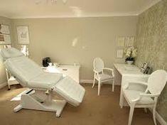 Image result for what furniture do you need in a salon treatment room