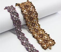 Around The Beading Table: Free patterns from TryToBead.com