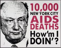 10,000 New York City AIDS Deaths...