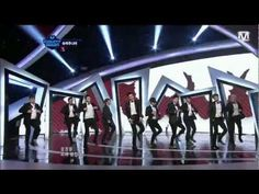 SUPER JUNIOR - SPY @ M countdown #superjunior #live #kmusic #kpop #video