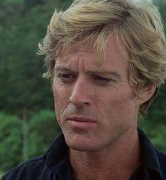 """Robert Redford en """"Brubaker"""", 1980"""