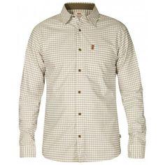 Fjällräven - Kiruna Shirt LS