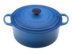 Marseille 5.5-qt. Signature Enamel Cast Iron Round French Oven by Le Creuset at Cooking.com  #holidaycooking