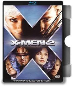 2-X-Men 2 – AC-AV-FI (2003) 2h 05 Min Gênero: Ação | Aventura | Ficção Cientifíca Ano de Lançamento: 2003 Duração: 2h 05 Min IMDb: 7.5/10 Assisti 07/2016 - MN 8/10 (No Pin it)