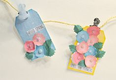 Studio Basic and Two Tiny Turtles Fresh as a Daisy http://www.sweetshoppedesigns.com/sweetshoppe/product.php?productid=30340   Other supplies: White cardstock, Canon Pixma printer, SIlhouette Cameo, scissors, glue, tulle, twine, ink, plastic flowers, metal clips, brads
