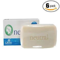 6pk - Neutral Soap - Hypoallergenic - Jabon Neutro - Grisi by Alivio Vital. $13.67. Has a fragance-free formula. Recommended for sensitive skin. GRISI Neutral soap deeply cleans and softens the skin without irritating. Recommended for skin that is usually allergic to other soaps. Description: GRISI Neutral soap deeply cleans and softens the skin without irritating, due to its exclusive fragrance-free formula. Recommended for sensitive skin. Tips and Tricks: If...