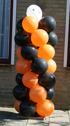 DIY ballonpilaar (met beschrijving!)