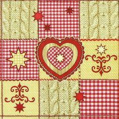 4x-Single-Table-Party-Paper-Napkins-for-Decoupage-Decopatch-Craft-Vintage-Liesel