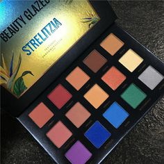 We compared 15 Colors STRELITZIA BEAUTY GLAZED Matte Shimmer Highlight Eyeshadow Waterproof Eyeshadow Palette Makeup Eye Shadow offers, features, and coupons over the previous year for you at eyeshadowpalette. Matte Eye Makeup, Eyeshadow Makeup, Makeup Cosmetics, Popular Eyeshadow Palette, Eye Palette, Makeup Palette Storage, Tropical Makeup, Glazed Eyes, Waterproof Eyeshadow