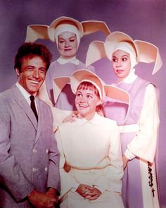 The Flying Nun t.v. show with Sally Field