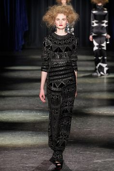 Naeem Khan - NYFW Fall/Winter 2016-2017 - so-sophisticated.com