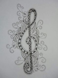 A music note....<3