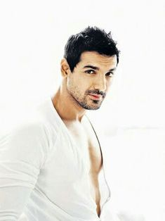 John Abraham force 2 first look body 6 pack abs fitness secrets all revealed John Abraham, Indian Celebrities, Bollywood Celebrities, Female Celebrities, Superstar, Look Body, Actor John, Awesome Beards, Love Handles