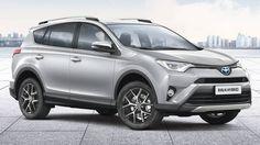 DriveK Italia: offerte e #sconti #Toyota #RAV4 #hybrid