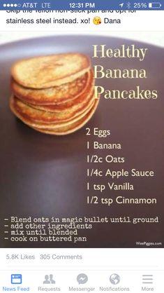 Banana Pancakes #Toddlermeals