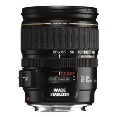 Canon EF 28-135mm f/3.5-5.6 IS USM Standard Zoom Lens for Canon SLR Cameras