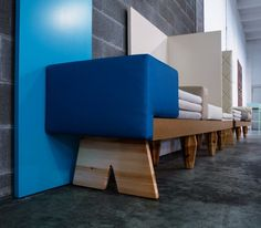 Maurizio Bernabei created the #waitingfor collection based on observations of people in waiting rooms and spaces.