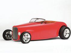 Visit The MACHINE Shop Café... ❤ Best of Hot Rod @ MACHINE ❤ (1932 Ford Roadster Hot Rod)