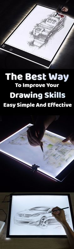 Drawing skills ~ how to improve them