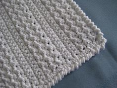 dish cloth by Kiel Lemon -- can be found for free on Crochet Pattern Central