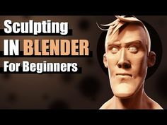 How To Sculpt The Nose In Blender - Real Time Tutorial - YouTube