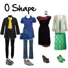 """O Shape Petite"" by imogenl on Polyvore"