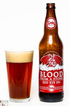 Bomber Brewing Co. & Stone Brewing Collaboration Blood From A Stone Red Rye IPA Review With Stone Brewing entering the Canadian market they have teamed up with Bomber Brewing Company to brew th...