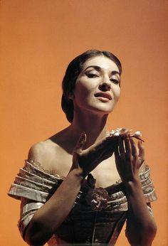 OperaQueen - Maria Callas, La Traviata.