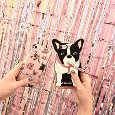 Every day is a frenchie day!  This case is for everybody who loves dogs!   #yeahbunny #yeahbunnycase #iphonecase #frenchie #frenchielove #puppies #musthave #pug #puglove #kiss