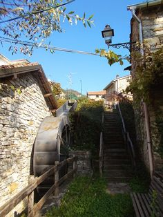 Il mulino Maletto a Santa Maria - Albera Ligure (AL) | Le mie foto
