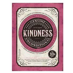 Kindness Wall Art