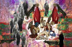 """lived on earth"" by Maria Drozdova"
