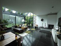 Wohnzimmer | Semler-10 Wohn-Wintergarten Garden Design, Conference Room, Nice, Table, Furniture, Home Decor, Blog, Room Interior Design, Interior Designing