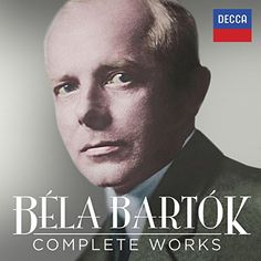 WOOHOOO!!! The arrival of the 32-disc, 40+-hour Béla Bartók: Complete Works box set. On Decca/Deutsche Grammofon, this box includes performances of everything  Bartók wrote, nicely organized into subsets (Orchestral, Chamber, Vocal etc).