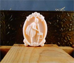 Ballerina Dancer Soap  Getting Ready to Dance by smellycatsoaps