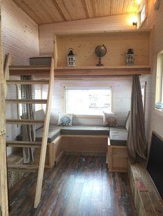 Luxury Tiny House Stand Up Loft