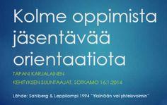 Muokkaa artikkelia ‹ Opitaan yhdessä - Asko Leppilampi — WordPress