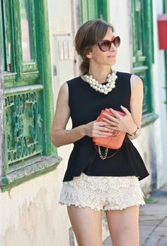 Perfect combitation for women style!