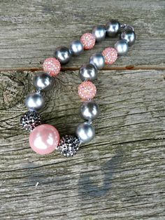 Children's Chunky Bead Necklace
